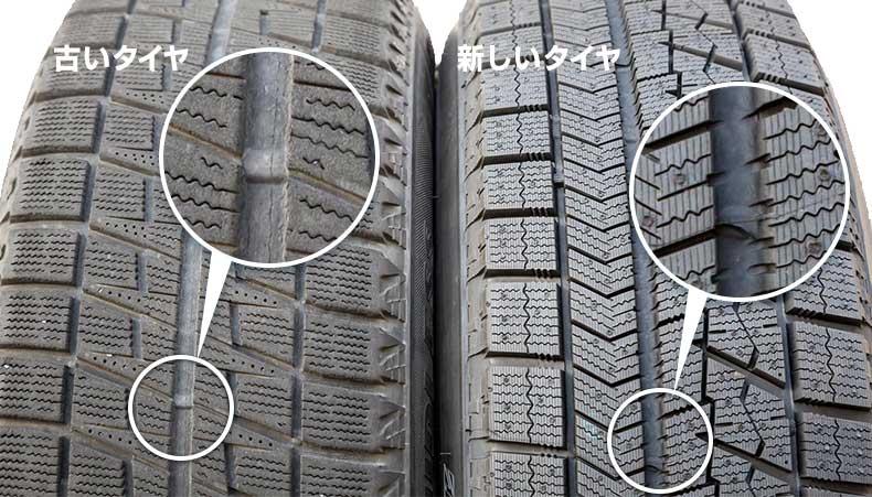 車検 タイヤ 溝